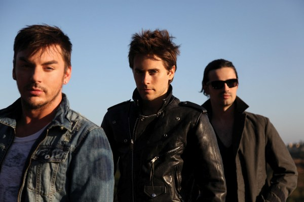seconds to mars