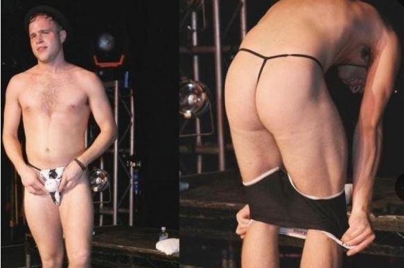 Gay perizoma foto nudi