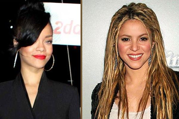 Rihanna-Shakira
