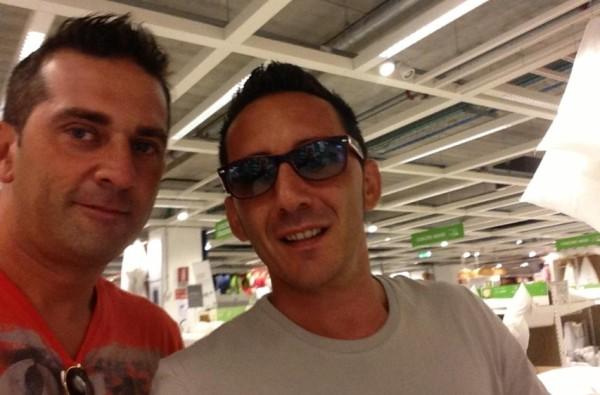 Paolo Bovi e Kekko