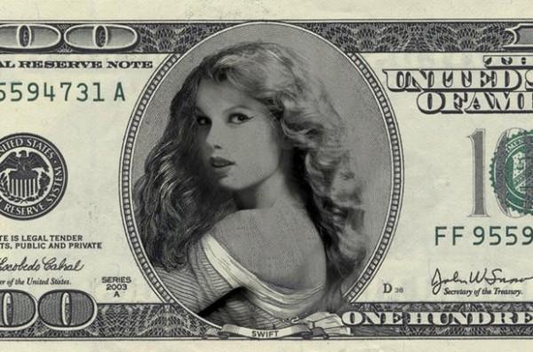 TaylorSwift100Dollars