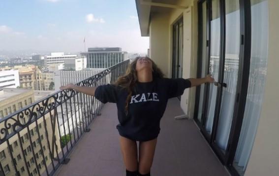 Beyoncé in mutande per il video del nuovo singolo '7/11′, guardalo qui