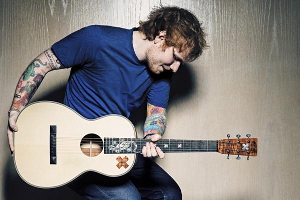 Sanremo 2015: Ed Sheeran ospite della finale