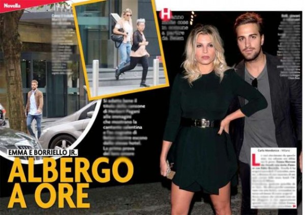 Emma-Marrone-e-Fabio-Borriello-