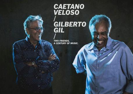 Veloso e Gil di nuovo insieme sul palco, quattro date in Italia