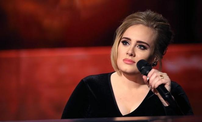"""Adele ospite alla trasmissione """"Che tempo che fa"""""""