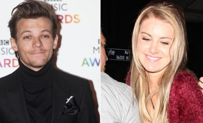 One Direction bRIana louis