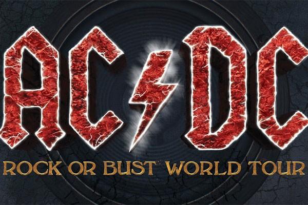 AC/DC: passaggio di testimone per il cantante Brian Johnson