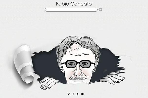 Fabio Concato lancia il nuovo sito internet: dimmi cosa vuoi e ti dirò se c'è