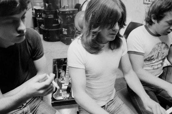 Addio a George Young, produttore degli AC/DC