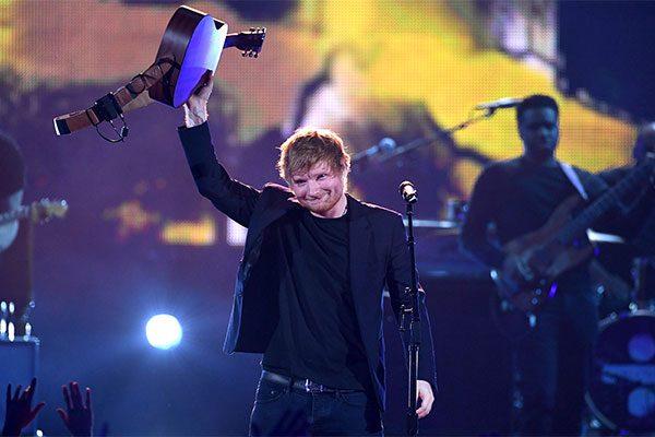 Ed Sheeran e Kendrick Lamar trionfano ai Billboard Music Awards