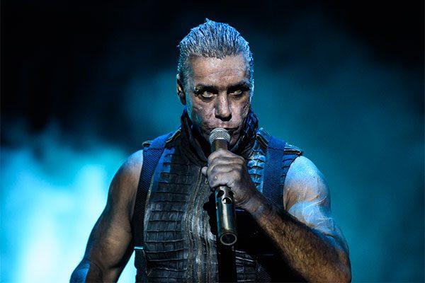 Rammstein in concerto a Torino nel 2020