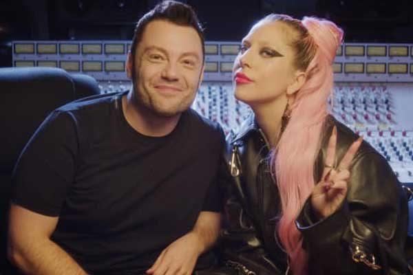 Tiziano Ferro intervista Lady Gaga per Chromatica