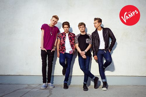 Foto The Vamps